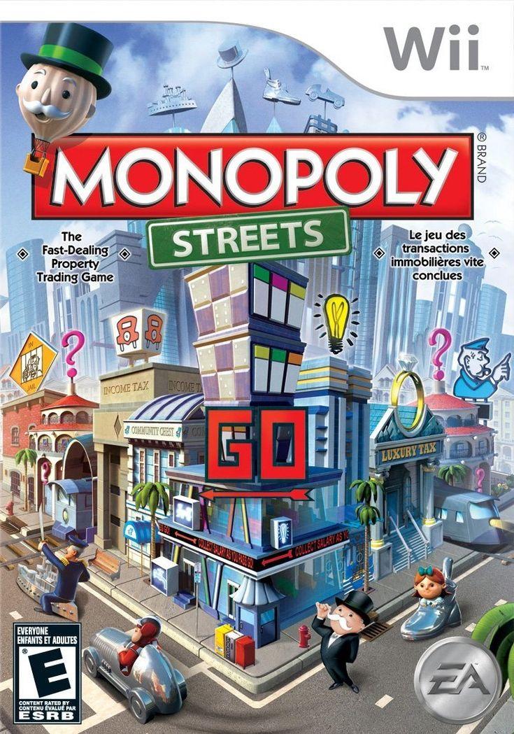 Bahnhöfe Monopoly
