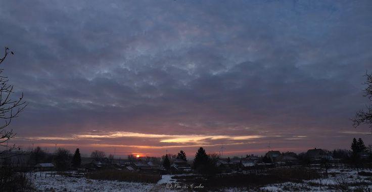 Reggel - panorama