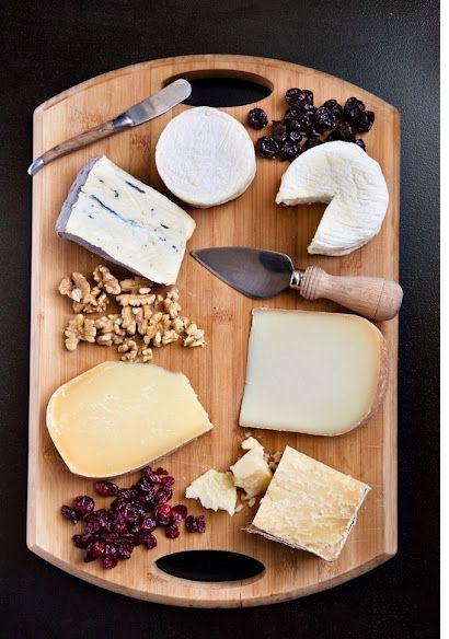 6 cheeses for the perfect basic cheese plate. I'm a sucker for a good… | Spark | eHow.com
