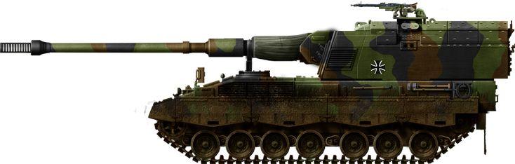 PanzerHaubitze 2000 (1998)