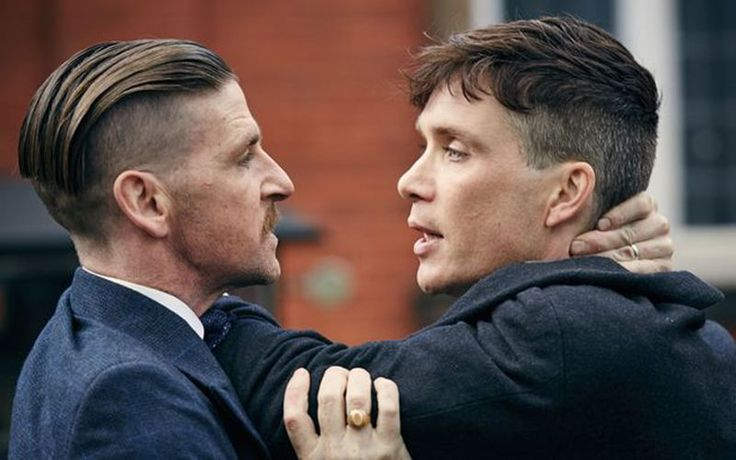 Cillian Murphy's edgy Peaky Blinders haircut is setting a trend