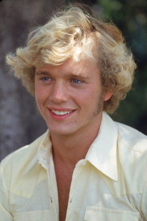 John Schneider in The Dukes of Hazzard july 1 (1980) @ age 20