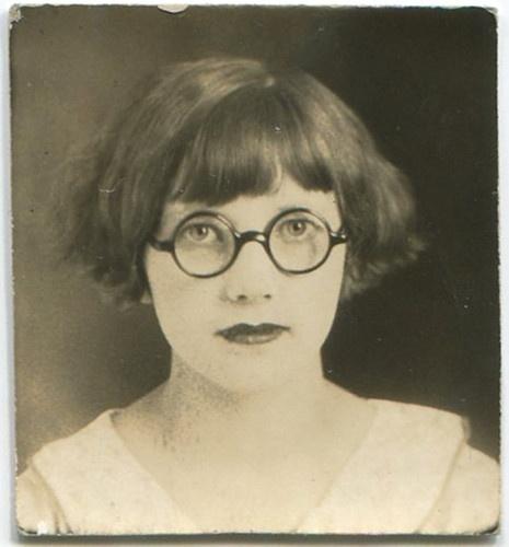 Young Girl Most Beautiful Gem Portrait Original Vintage Photo
