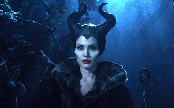 maleficent beautiful angelina jolie
