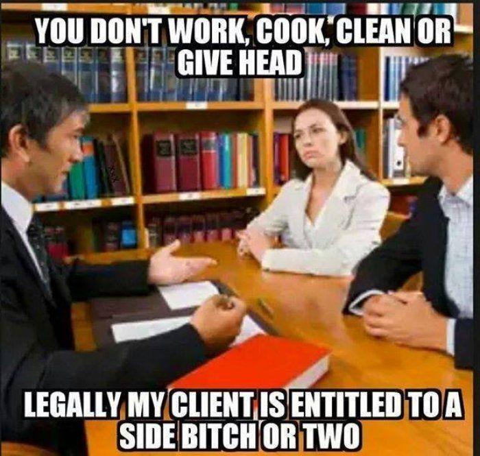 Funny lawyer meme - http://www.jokideo.com/