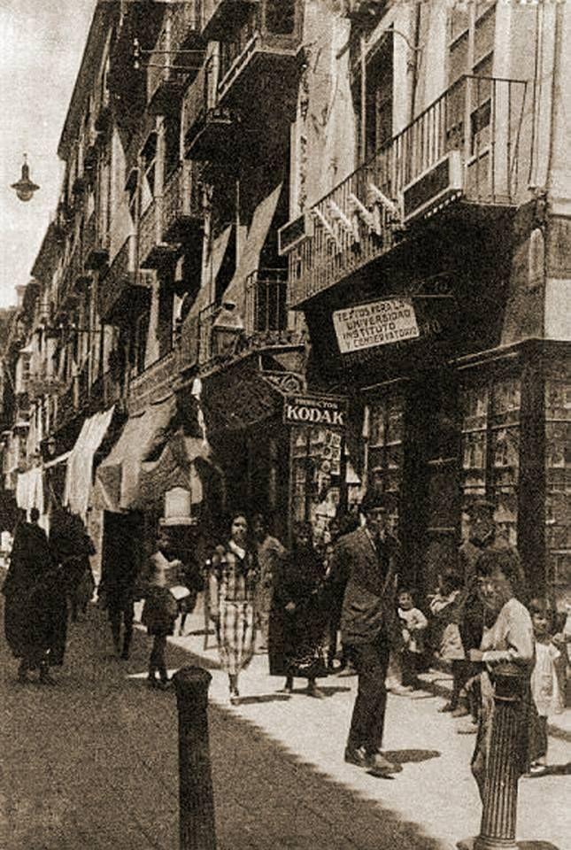 calle Traperia Libreria Melero
