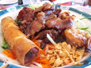 Vietnamese food for lunch