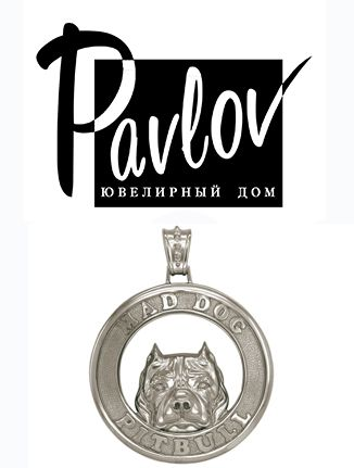 PAVLOV dog jewellery