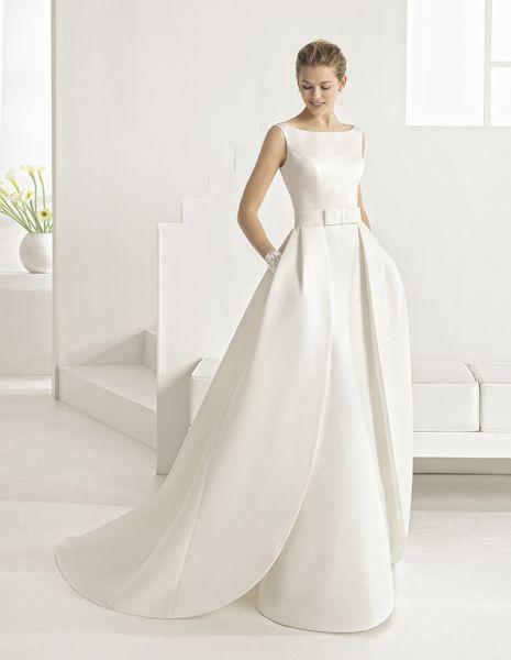 35 best Vestidos de novia con bolsillos images on Pinterest