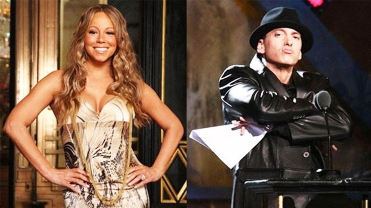 ▶ Mariah Carey Vs. Eminem Beef: The FULL Story!