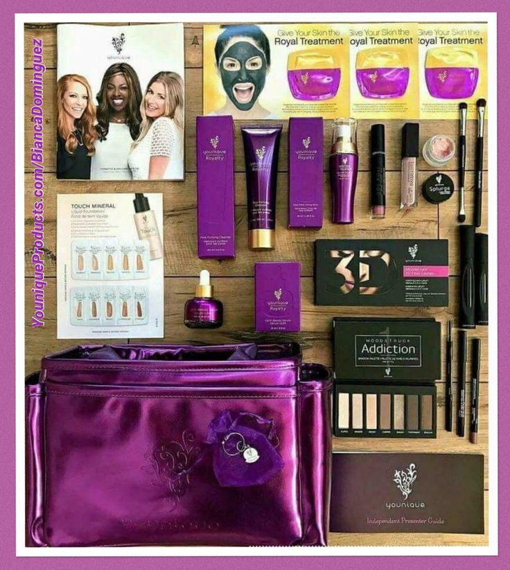 """What's on your #Younique Wish List???  Why not all of this!!   This is an amazing kit!!!  Buy just for yourself, share with your daughter or friend, or become a #YouniquePresenter!  It's all up to you! $360 worth of Premium Makeup for ONLY $99!!!  Get your investment back in no time!  Just click """"Join"""" to purchase your kit!!!"""