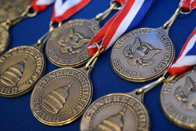 The Congressional Award is the United States Congress' award for young Americans. Our Foundation remains Congress' only charity. The program is non-partisan, voluntary, and non-competit…