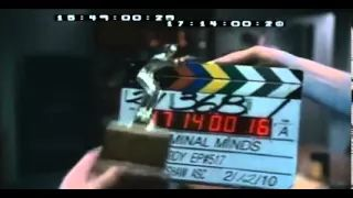 Criminal Minds Season 6 Bloopers - YouTube