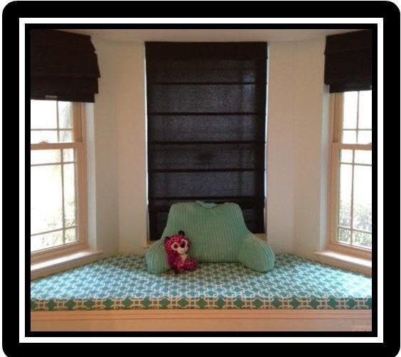 custom window seat cushion by on etsy