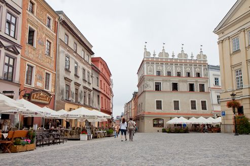 The amount of foreign tourists in Poland is increasing |  Link to Poland