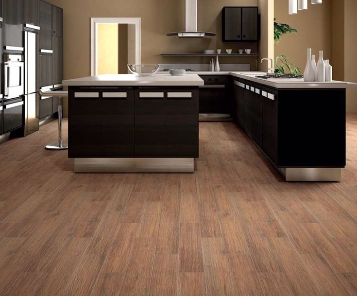 ceramic tile that looks like wood | Wood Look Tile in HD: Florida Tile's Berkshire High Definition ...
