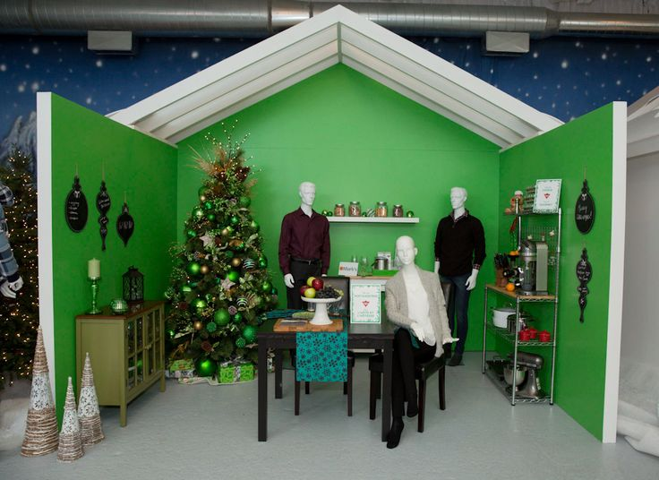 Canadian Tire: Canada's Christmas Store Holiday Showroom @Airship37