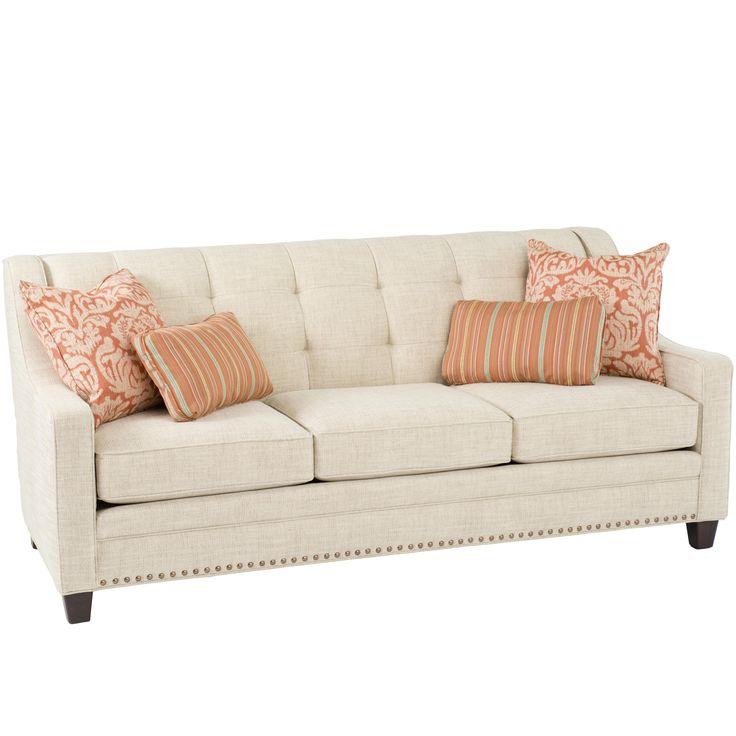 Darvin Furniture - 203  Transitional Sofa by Peter Lorentz