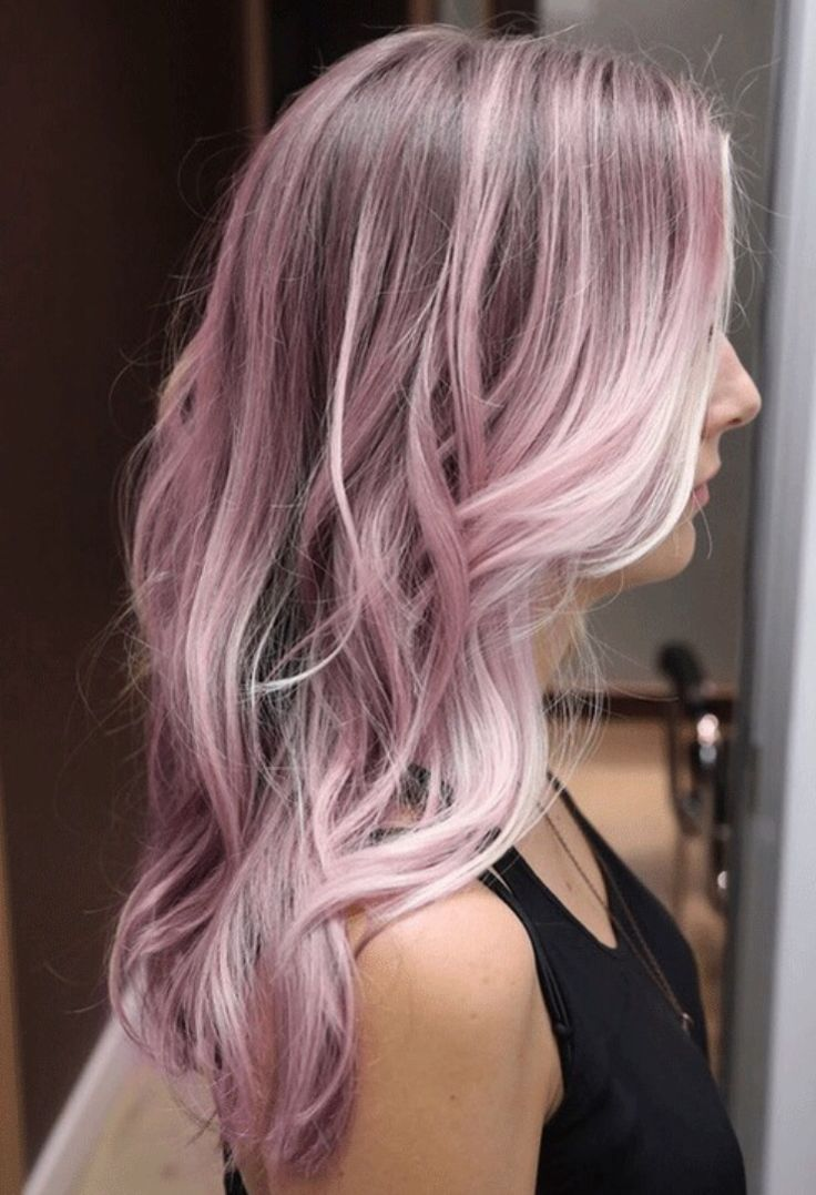 best tie and dye et ombré hair images on pinterest hair colors