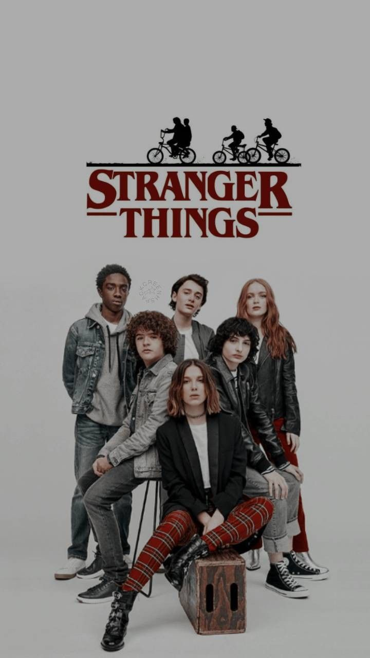 Stranger Things Fond D'écran 😍   Pôsteres de filmes, Netflix filmes e series, Stranger things ...