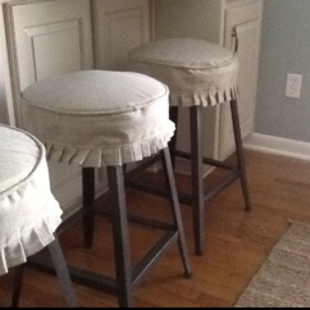 60 Best Bar Stool Covers With Cushions Images On Pinterest