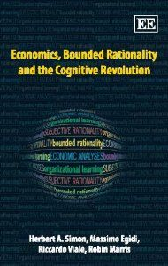 Economics, Bounded Rationality and the Cognitive Revolution by Herbert A. Simon. $48.10. Publisher: Edward Elgar Publishing (March 31, 2008). Author: Herbert A. Simon. Publication: March 31, 2008