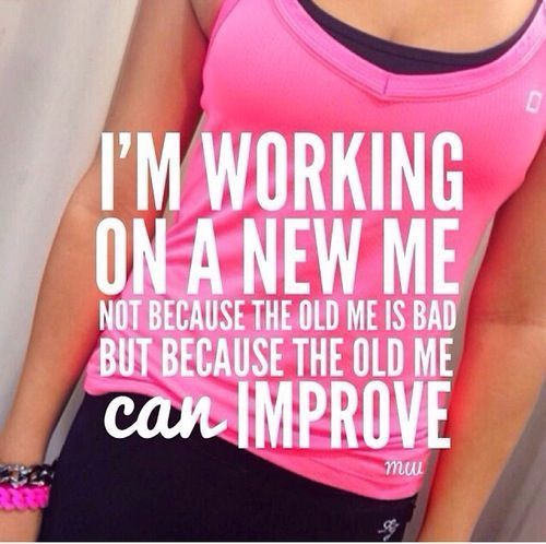Im working on a new me, with the help of #PlexusSlim, #Biocleanse, #Xfactor Multivitamin and Pro-Bio!