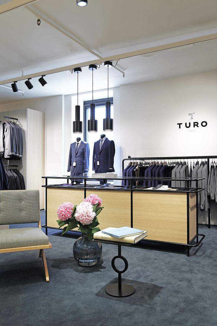 Turo retail design by Poiat