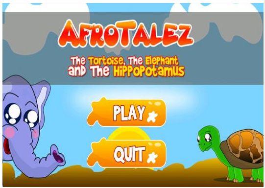 Mobile App's Creator Seeks to Preserve African Folk Tales