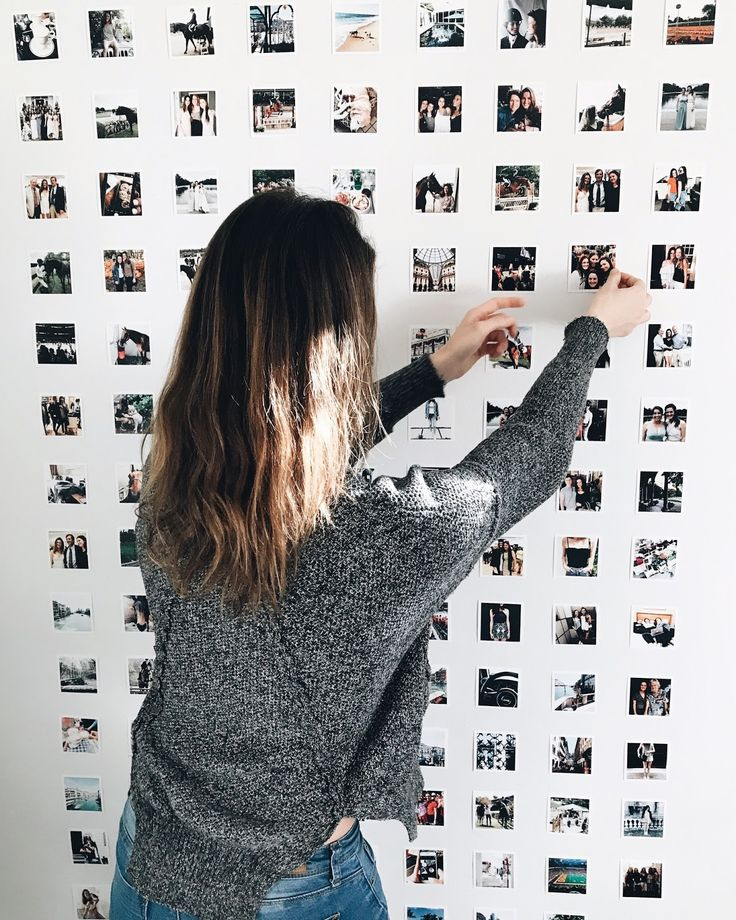 Photo Wall DIY // Style By Salli