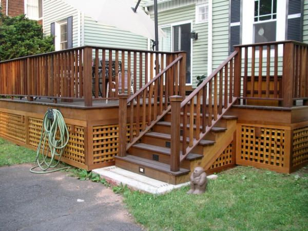 Wooden Deck Gate Hinges Google Search Under Deck Ideas