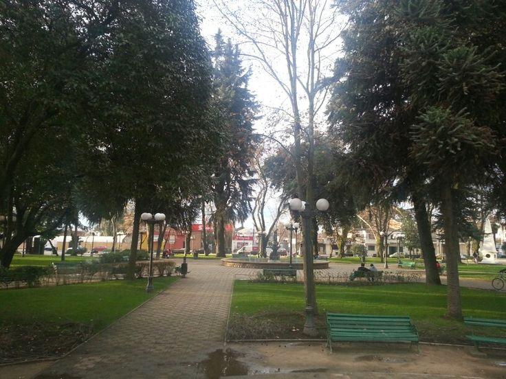 Plaza de Linares