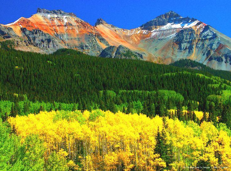 109 Best Telluride Gold Season Images On Pinterest