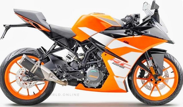 Ktm Rc 125 Deliveries To Begin In July 2019 With Images Ktm
