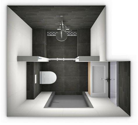 Toilet ontwerp op pinterest 100 inspirerende idee n om te ontdekken en te proberen - Deco toilet zwart ...