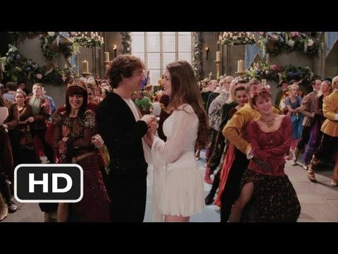 "Ella Enchanted (12/12) Movie CLIP - ""Don't Go Breaking My Heart"""