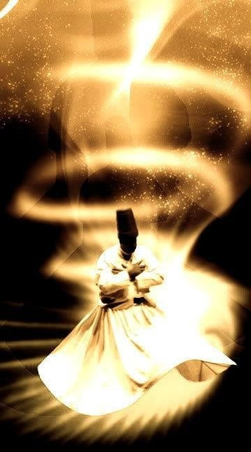 """Respond to every call  that excites your spirit."" - Rumi #sufism #whirling #dervish #mevlevi #sufi #rumi"