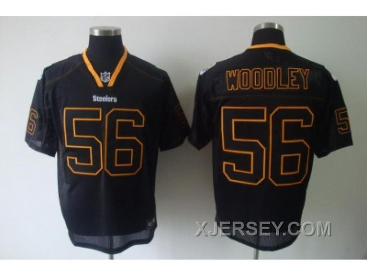http://www.xjersey.com/online-nfl-pittsburgh-steelers-56-woodley-blacklights-out.html ONLINE NFL PITTSBURGH STEELERS #56 WOODLEY BLACK[LIGHTS OUT] Only $35.00 , Free Shipping!