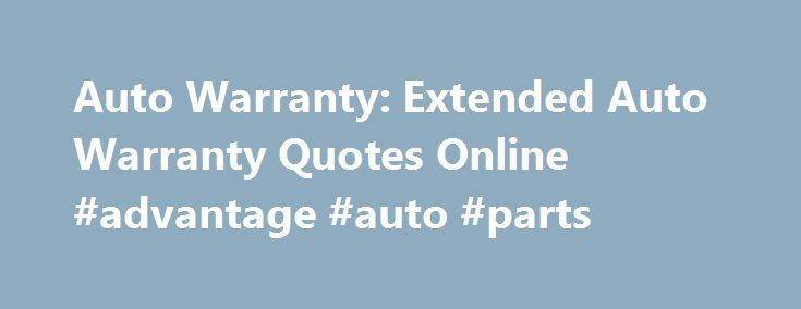 Auto Warranty: Extended Auto Warranty Quotes Online #advantage #auto #parts http://autos.nef2.com/auto-warranty-extended-auto-warranty-quotes-online-advantage-auto-parts/  #auto repair insurance # Welcome to Auto Repair Protection Our service contract selection is backed by some of the highest rated insurance companies in the nation. Auto Repair Protection offers a wide variety of service contracts to cover most vehicles. One of our most popular policies is Century Exclusionary Coverage…
