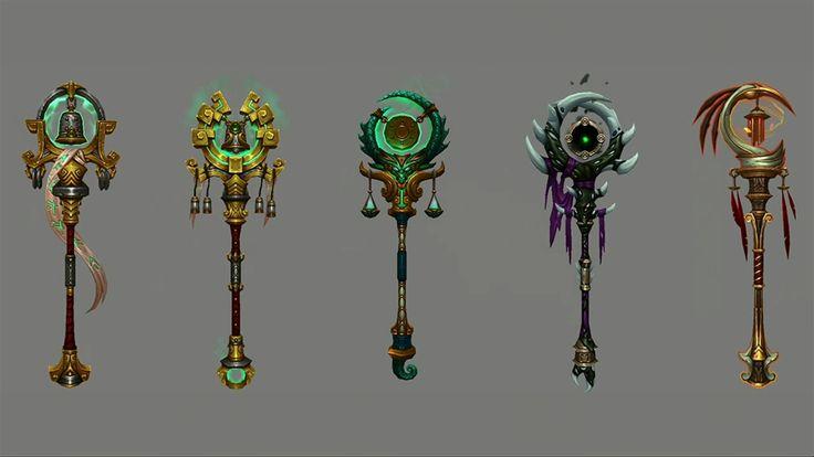 Darksiders slot legendary