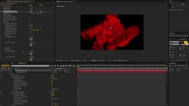 Plexus 2 Instances and Echo Tutorial on Vimeo