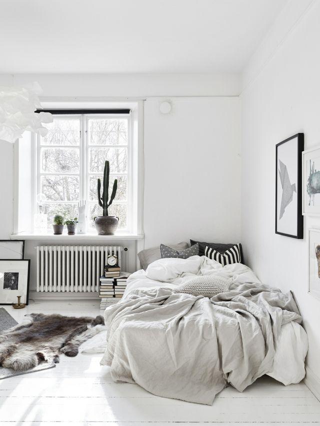 Beautiful Small Scandinavian Student Apartment | Only Deco Love | Bloglovin'