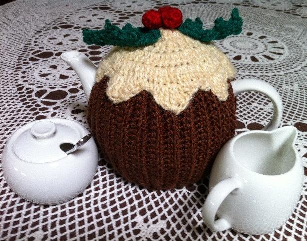 #Pattern - #Crochet #Christmas #Pudding Cosy Easy for beginner.. $4.00, via Etsy.
