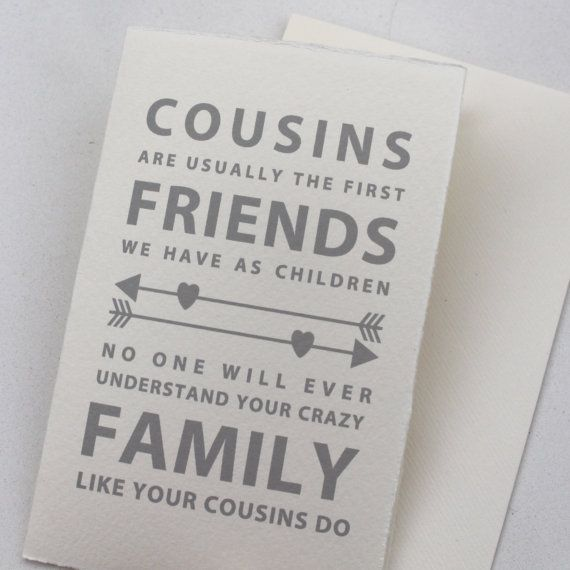 Crazy Cousin Birthday Quotes: Best 25+ Cousin Sayings Ideas On Pinterest