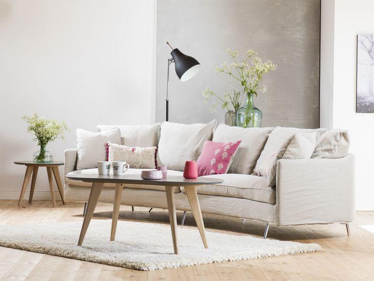 Julia sofa fra Skeidar