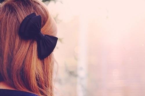 so cute, i love the bow!