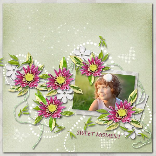 """""""Sweet Moment"""" by MiSi Scrap,http://www.digiscrapbooking.ch/shop/index.php?main_page=product_info&cPath=22_225&products_id=20007, RAK pro Jirušku"""