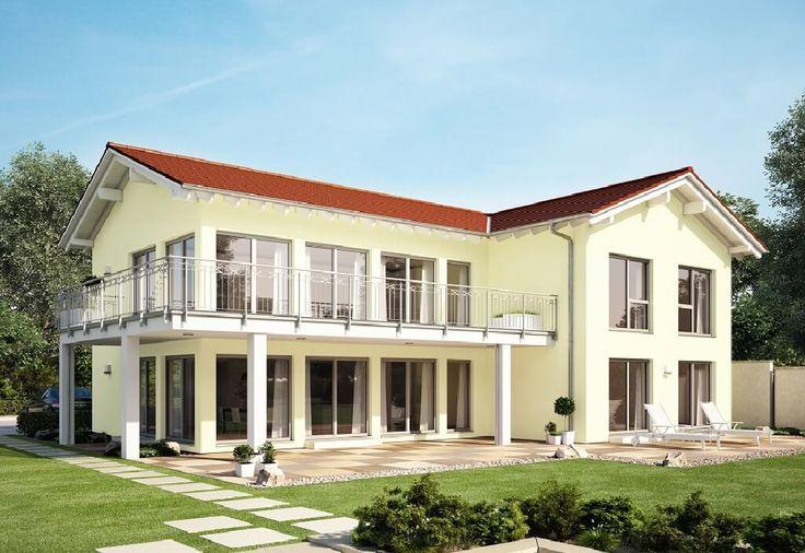 Die besten 17 ideen zu zweifamilienhaus auf pinterest for Fertighaus zweifamilienhaus