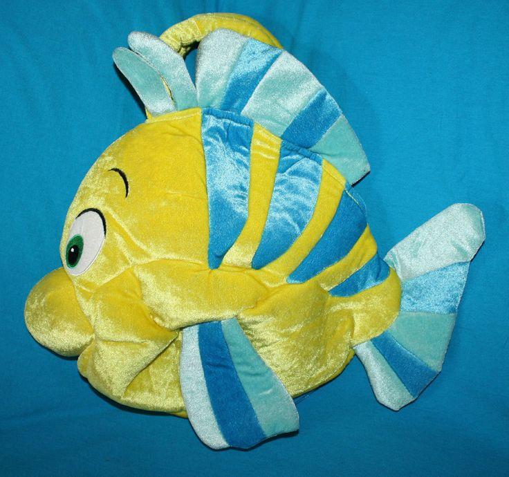 17 best ideas about disney little mermaids on pinterest for Little mermaid fish