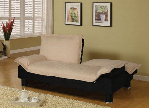 This Casual Sofa Bed Will Be A Nice Addition To Your Home. Make The Most